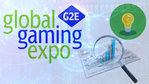 Global Gaming Expo (G2E) 2014: Networking. Education. Business Insight