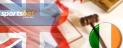 Ireland not part of new UK advertising regulations; Sportsbet closes UK customer accounts
