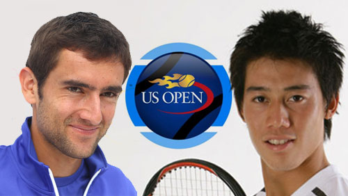 Kei Nishikori, Marin Cilic set for improbable US Open Men's final
