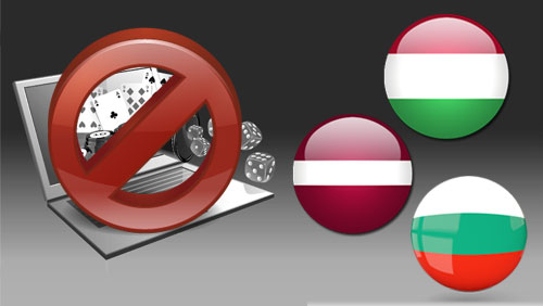 Latvia, Bulgaria, Hungary add more sites to blacklists