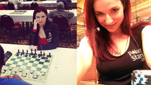 Life Outside of Poker: Jennifer Shahade – Chess