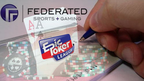 Matt Savage Receives Settlement Check From Federated Sports + Gaming
