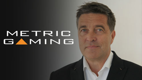 Metric Gaming Announces New President & CEO