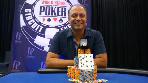 Mohammad Moeini Wins WSOPC Biloxi Main Event