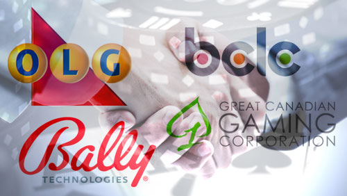 OLG picks Bally Technologies as systems provider; BCLC inks extension with Great Canadian Gaming