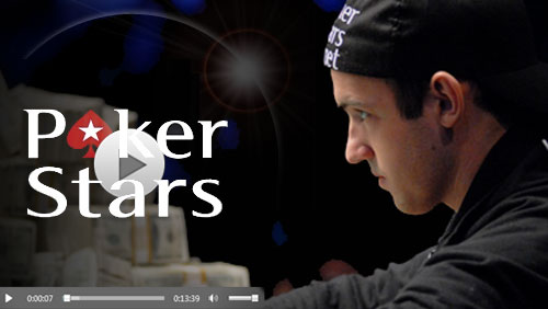 PokerStars Propaganda Machine Releases Two Videos; Joe Cada Gets Candid About His Split