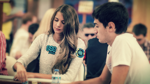 Railing Sofia Lovgren With Luca Moschitta