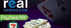 Real Gaming Increase Deposit Options Through PayNearMe