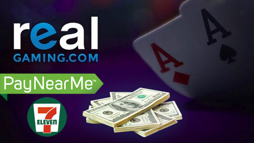 Real Gaming Increase Deposit Options Through PayNearMe