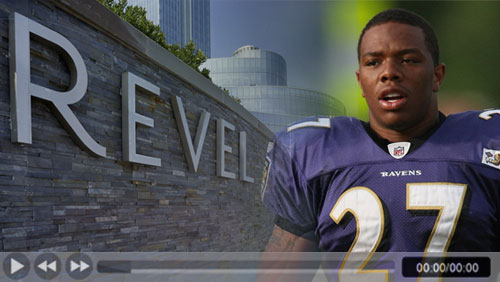 Revel casino employee likely leaked Ray Rice video; books post Goodell and Rice props
