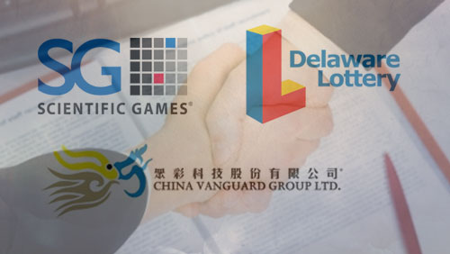 Scientific Games extends contract with Delaware Lottery; CVG deals with Guizhou sports and lottery body