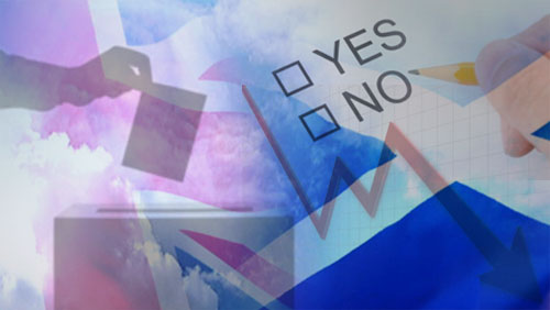 Scotland braces for independence referendum, betting odds drop as race tightens