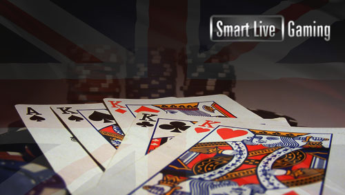 Smart Live Gaming Infographic: UK Women better gamblers than man
