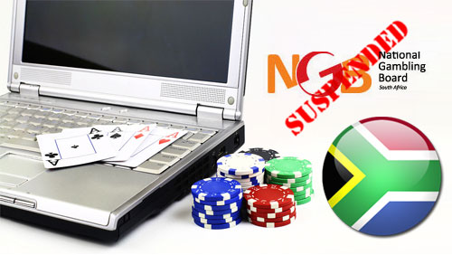 South Africa minister suspends National Gambling Board, optimism surrounding online gambling bill