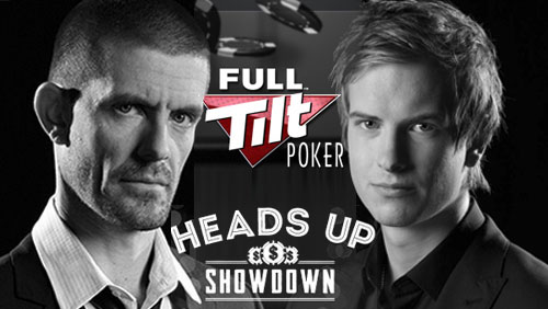 Weekly Poll – Who will win the Full Tilt Poker Heads-up Showdown?
