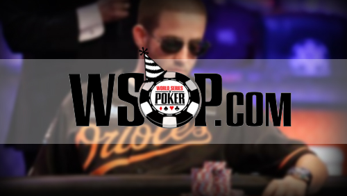 WSOP.com Sign Greg Merson on Their One-Year Anniversary