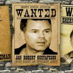 Global manhunt underway for Swedish criminal Jan Robert Gustafsson
