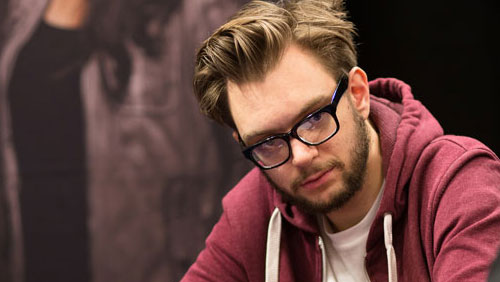 A Poker Player's Life With Jamie Sykes