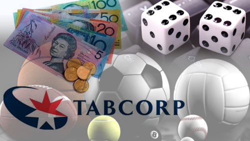 Australians to wager $26 billion this year; Tabcorp laments illegal online activity in Australia
