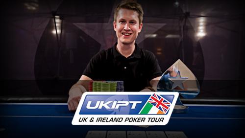 Brett Angell Wins UKIPT London for £115,083