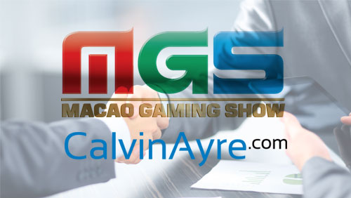 Calvinayre.com has Signed Up as a Media Partner for Macao Gaming Show 2014