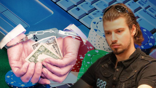 Darren Woods Faces 10-Years in Prison After Pleading Guilty to Online Poker Fraud Offences