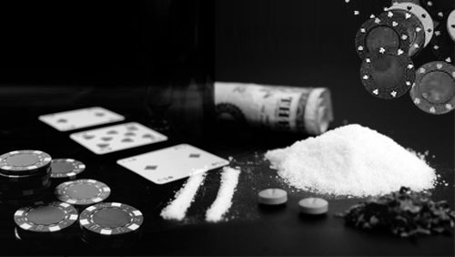 Dealers Choice: Drugs And Poker