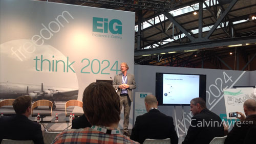 EiG 2014 Day 1 Recap