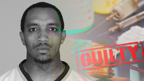 Ex NFL player Reche Caldwell pleads guilty on drug charge; illegal gambling case still pending