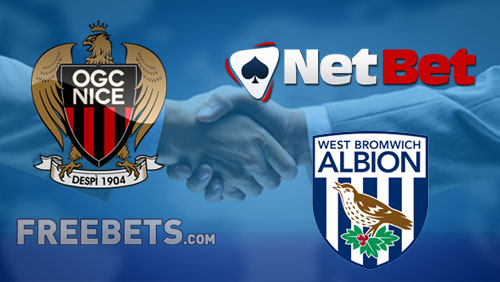 Freebets partners with West Brom; NetBet teams up with OGC Nice