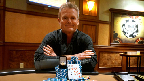 Gregory Johnson Wins the WSOPC Main Event at Horseshoe Southern Indiana