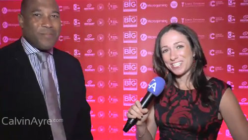 Interview with Former English Footballer John Barnes