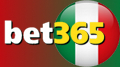 Bet365's Italian sportsbook off to flying start as overall market rises 76%