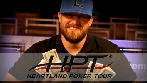 Matt Culberson Wins Heartland Poker Tour St. Charles, Missouri