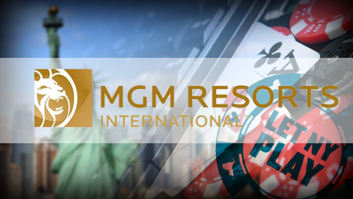 MGM Resorts International Are Behind the Let NY Play Social Media Campaign to Legalize Online Poker in New York