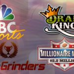 NBC increases fantasy sports profile with Rotogrinders deal; Poker pro wins Draftkings Millionaire Maker