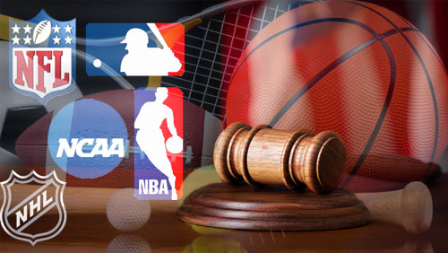 NJ judge sets court date for arguments on sports betting case