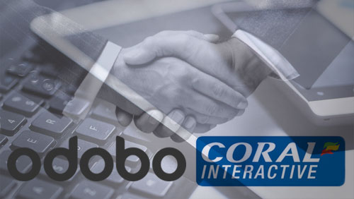 Odobo Ink Deal with Coral Interactive