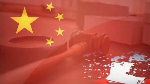 Over 7,000 Chinese officials punished for gambling offenses