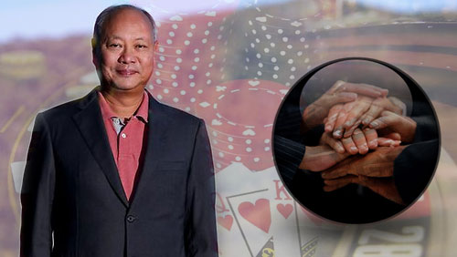 Shanghai firm eyes $4B casino in Northern Marianas; Reef Casino directors support Fung acquisition
