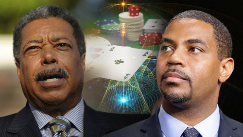 Steven Horsford Hits Back at Wellington Webb's Internet Gambling is for 'Chumps' Theory