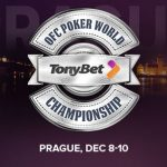 TonyBet Poker Announce First Live Open Face Chinese World Championships, and the World Poker Tour Returns to Prague