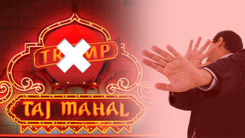 "Trump Entertainment refuses to strip ""Trump"" name off of Taj Mahal casino"