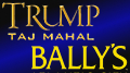 Trump Taj Mahal to stay open through November; Caesars closing Bally's?
