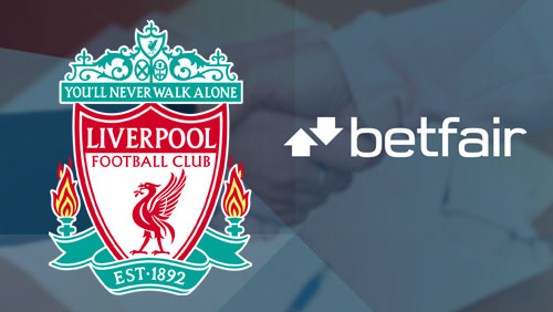 Betfair inks sponsorship deal with Liverpool