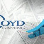 Boyd Gaming Q3 Revenue up 5%