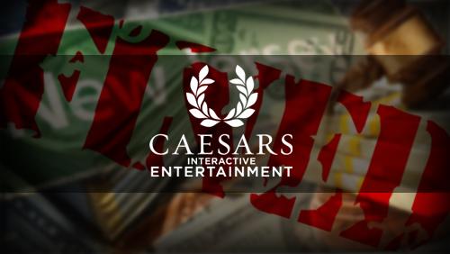 Caesars' online arm fined; Pala Interative partners with Borgata