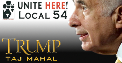 Icahn offer to Taj Mahal union; Brookfield playing mind games with Revel deal?