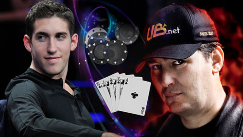 Dan Colman and Phil Hellmuth: Kings of Controversy