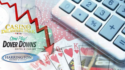 Delaware iGaming Revenue Slumps to a New Low in October